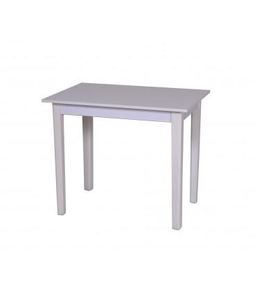 میز مطالعه یکنفره بدون تاج